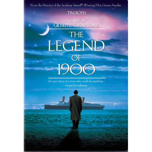 The Legend Of 1900 (DVD - SONE 1)