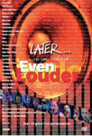 Later...Even Louder (DVD)