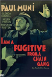 I Am A Fugitive From A Chain Gang (DVD - SONE 1)