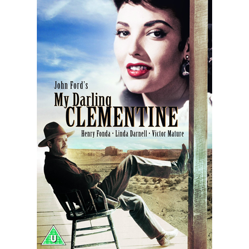 My Darling Clementine (UK-import) (DVD)