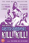 Faster Pussycat! Kill! Kill! (UK-import) (DVD)