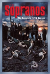 The Sopranos - Sesong 5 (DVD)
