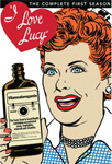 I Love Lucy - Sesong 1 (DVD - SONE 1)