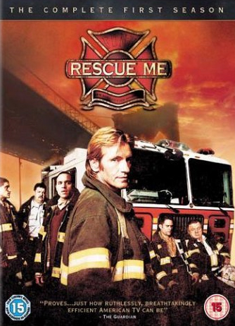 Rescue Me - Sesong 1 (UK-import) (DVD)