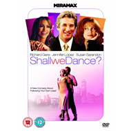 Shall We Dance? (UK-import) (DVD)