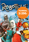 Produktbilde for Robotene (DVD)