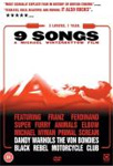 9 Songs (UK-import) (DVD)