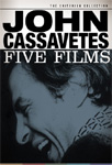 John Cassavetes: Five Films - Criterion Collection (DVD)
