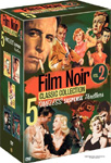 Film Noir Classic Collection - Vol. 2 (DVD - SONE 1)