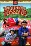 The Dukes Of Hazzard - Sesong 1 (UK-import) (DVD)