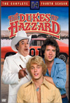 The Dukes Of Hazzard - Sesong 4 (DVD - SONE 1)