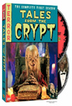 Tales From The Crypt - Sesong 1 (DVD - SONE 1)