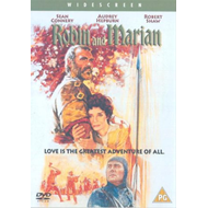 Robin And Marian (UK-import) (DVD)
