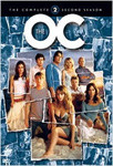 The O.C. - Sesong 2 (UK-import) (DVD)
