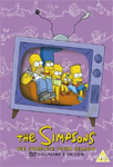 The Simpsons - Sesong 3 (UK-import) (DVD)