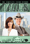 Dallas - Sesong 3 (DVD - SONE 1)
