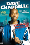 Dave Chappelle - For What It's Worth (DVD - SONE 1)