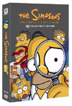 The Simpsons - Sesong 6 (UK-import) (DVD)
