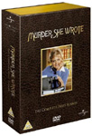Murder, She Wrote - Sesong 1 (UK-import) (DVD)