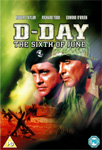D-Day - The Sixth Of June (UK-import) (DVD)