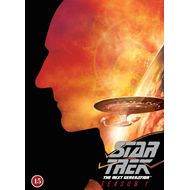 Star Trek - The Next Generation - Sesong 1 (DVD)