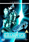 Battlestar Galactica - The Original Series (UK-import) (DVD)