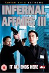 Produktbilde for Infernal Affairs 3 (UK-import) (DVD)