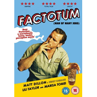 Factotum (UK-import) (DVD)