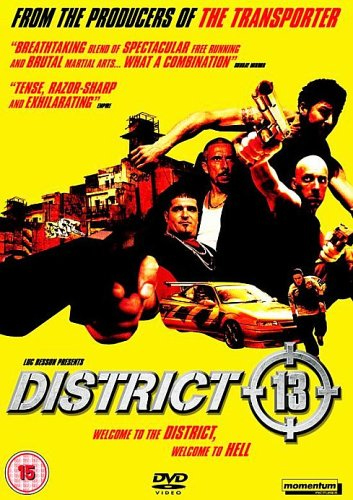 District 13 (UK-import) (DVD)