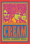 Cream - Royal Albert Hall May 2-3-4-5-6 2005 (DVD)