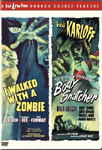 I Walked With A Zombie/The Body Snatcher (DVD - SONE 1)