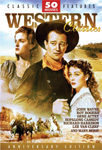Western Classics - 50 Movie Pack (DVD)