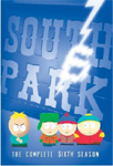 South Park - Sesong 6 (UK-import) (DVD)