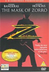 The Mask Of Zorro (UK-import) (DVD)