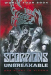 Scorpions - Unbreakable: One Night In Vienna (DVD)