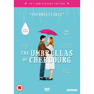 The Umbrellas Of Cherbourg - 50th Anniversary Edition (UK-import) (DVD)