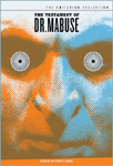Dr. Mabuses Testamente - Criterion Collection (DVD)