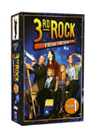 3rd Rock From The Sun - Sesong 1 (DVD - SONE 1)