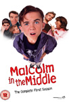 Malcolm In The Middle - Sesong 1 (UK-import) (DVD)