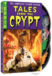 Tales From The Crypt - Sesong 2 (DVD - SONE 1)