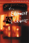 The Element Of Crime - Criterion Collection (DVD - SONE 1)