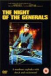 The Night Of The Generals (UK-import) (DVD)
