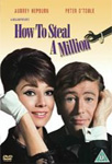 How To Steal A Million (UK-import) (DVD)