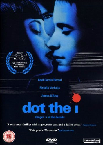 Dot The I (UK-import) (DVD)