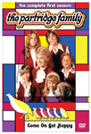 The Partridge Family - Sesong 1 (DVD - SONE 1)