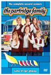 The Partridge Family - Sesong 2 (DVD - SONE 1)