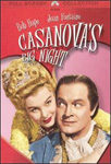 Casanova's Big Night (DVD - SONE 1)