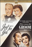 Here Comes the Groom/Just for You (DVD - SONE 1)