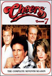 Cheers - Sesong 7 (UK-import) (DVD)