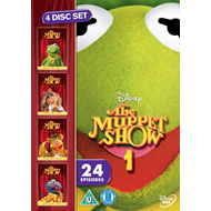The Muppet Show - Sesong 1 (UK-import) (DVD)